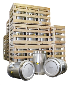 Picture of Stainless Steel Wine Barrel